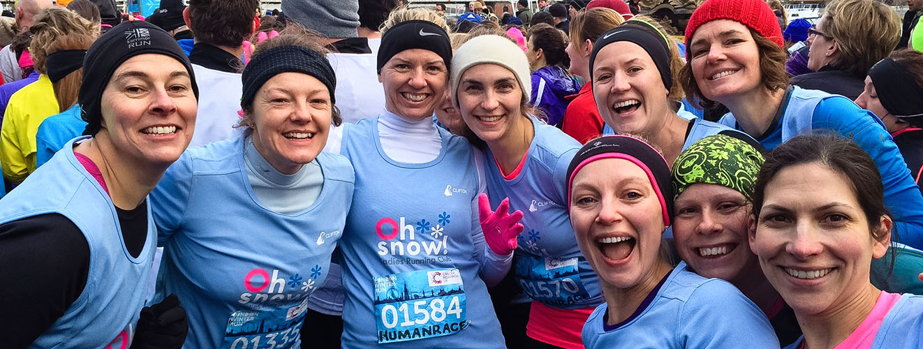 Oh Ladies Running Club