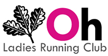 Oh Ladies Running Club Logo