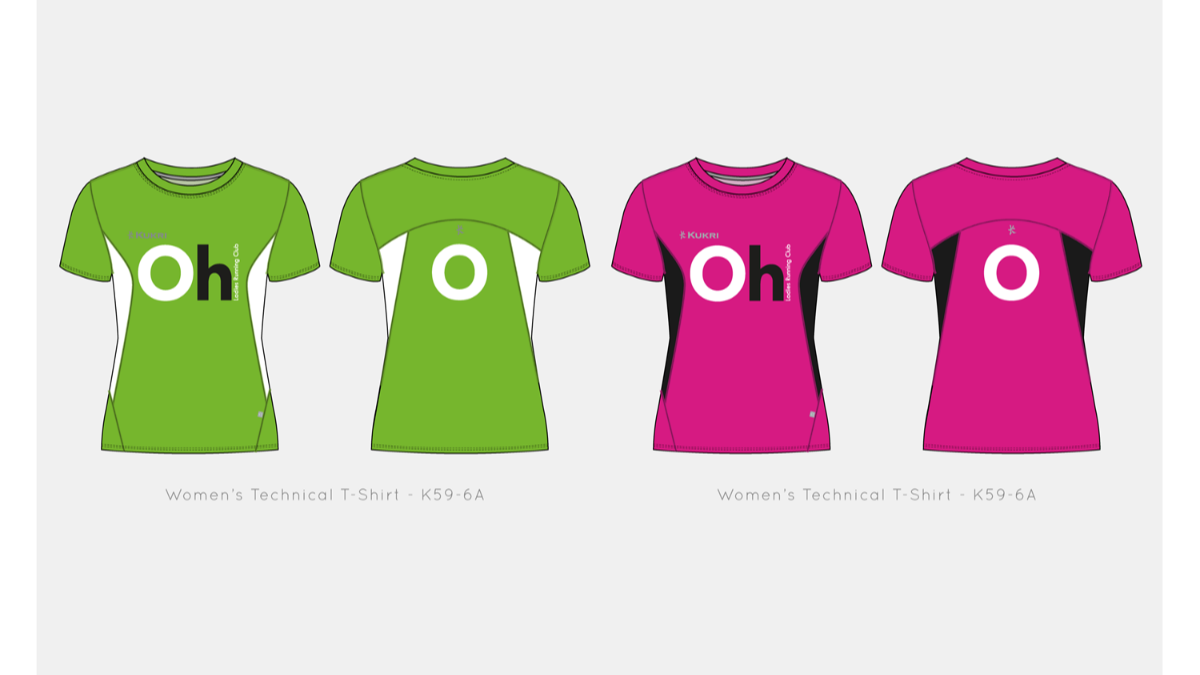 Woman's Technical T-shirt
